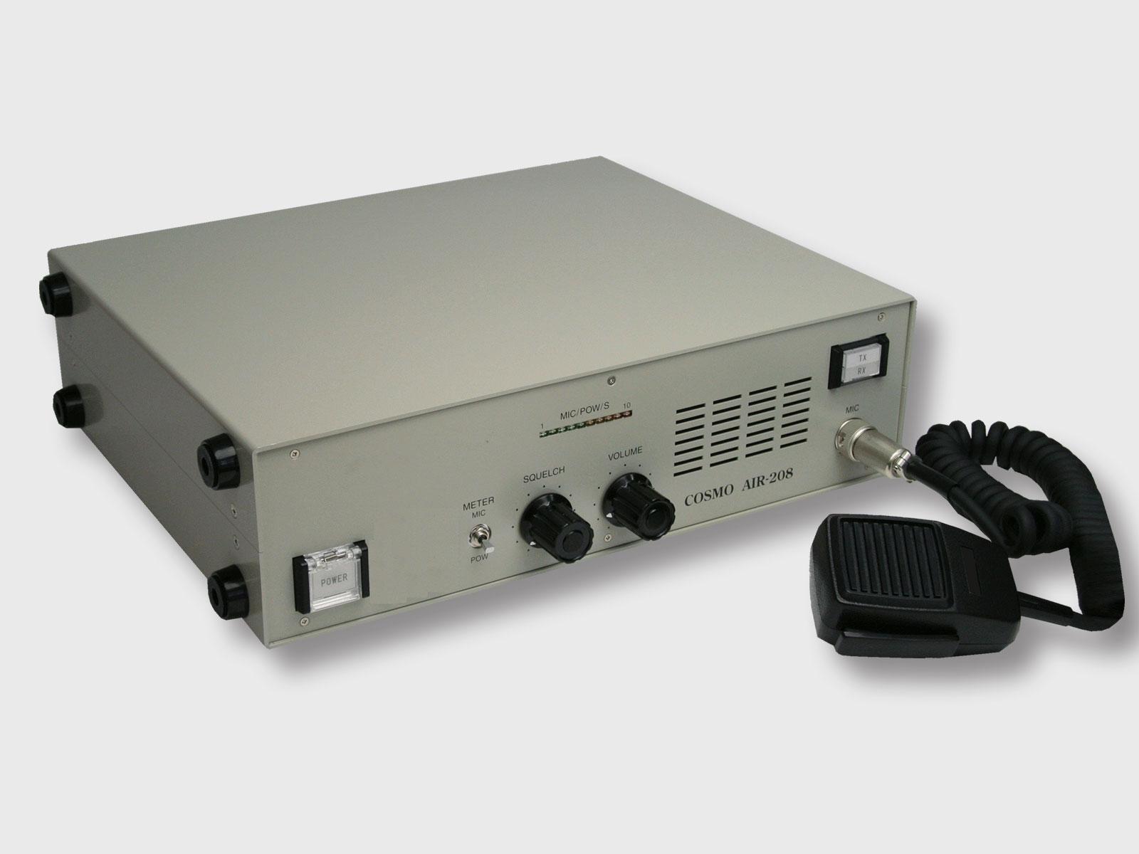 航空無線送受信装置 CA208