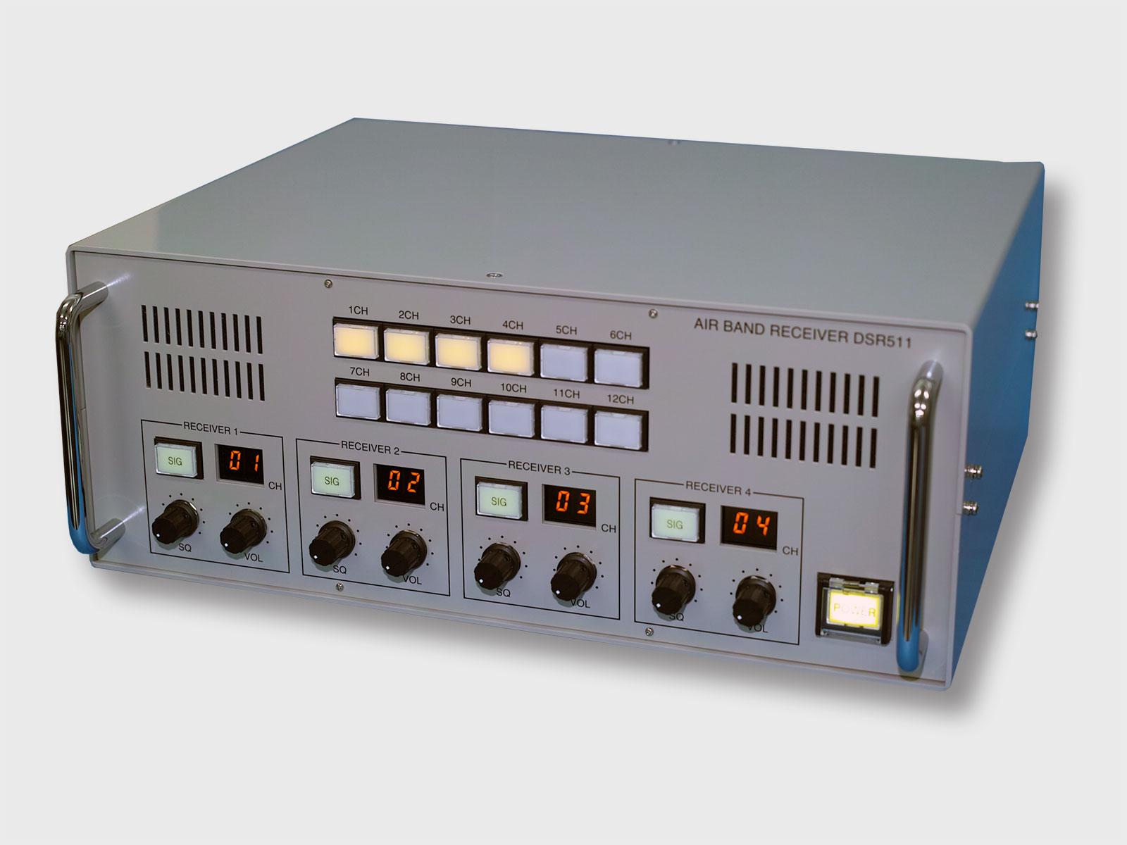 卓上型ATC受信装置 DSR511