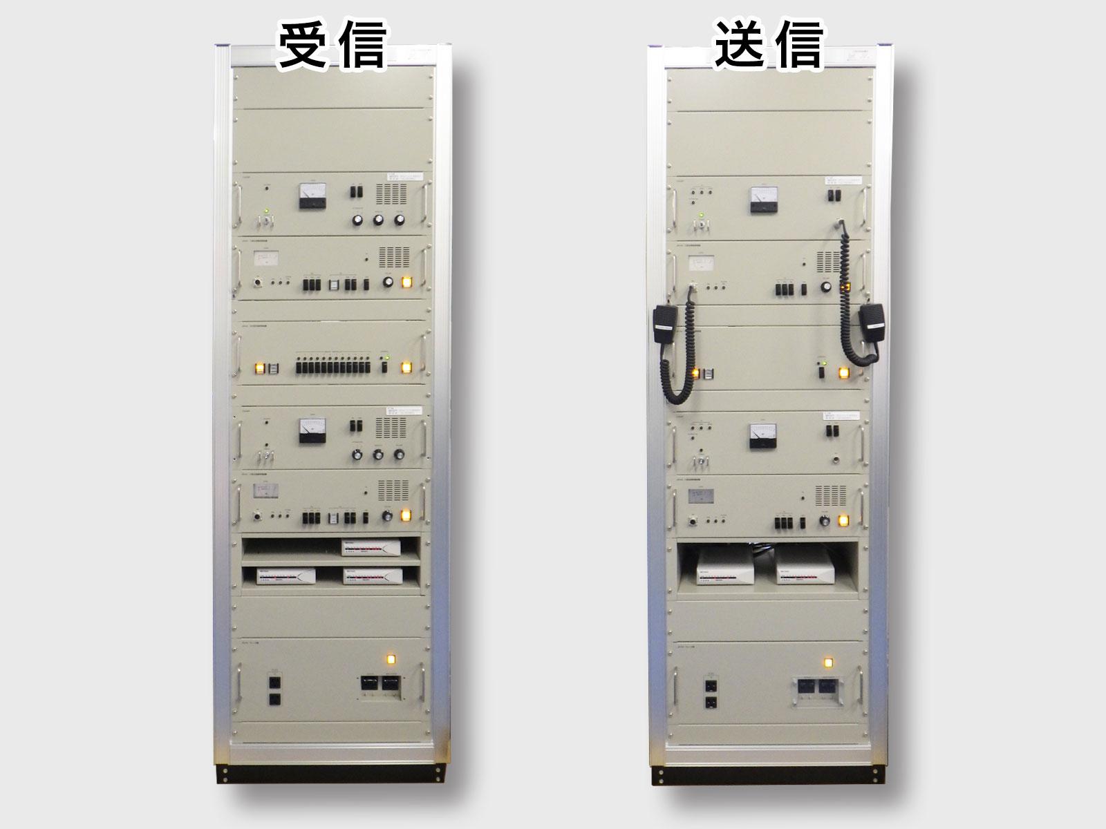送受分離型 遠隔制御航空無線装置